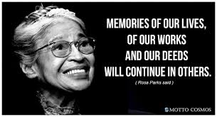 Rosa Parks Quotes Custom Rosa Parks Said Quotes 48 Motto Cosmos Wonderful People Said
