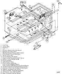 wiring diagram mercruiser 350 mpi wiring diagram 3l mercruiser mercruiser wiring harness color code at 4 3 Mercruiser Wiring Diagram