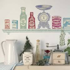 Vintage Kitchen Wall Decor