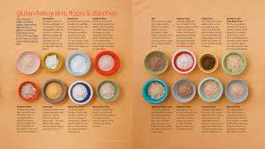 Gluten In Grains Chart Gluten Free Cooking And Baking Veggies By Candlelight