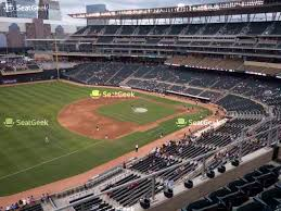 Target Field Baseball Seating Chart Your Ticket To Sports Concerts More Seatgeek