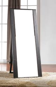 colibri modern floor mirror by jm furniture wholesalers