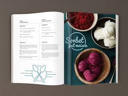 Recipe Page Layout Design Graphic Editorial Design Page Layout Magazine Layout