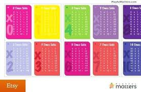 Time Table 1 To 12 Timetable Chart Try Using This 1 Times