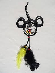 Mickey Mouse Dream Catcher Magnificent Amazon Disney Mickey Mouse Dreamcatcher Small Handmade