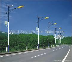 Solar Street Light Pole Manufacturer From ChennaiSolar System Street Light