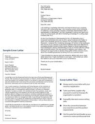 Cover Letter With Name Sample Email Cover Letters Examples How To Write And Send