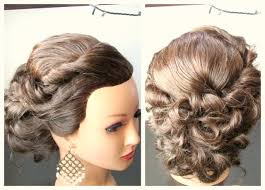 Hair Style For Medium Length medium length hairstyle prom hairstyleupdo hairstyle youtube 6740 by wearticles.com