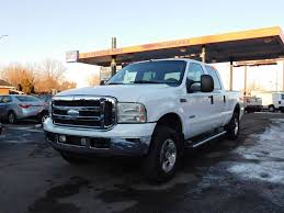 2005 Ford F-250 Super Duty 4dr Crew Cab Lariat 4WD SB In Lakewood CO ...