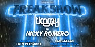 <b>Timmy Trumpet</b> + Nicky Romero – Tickets – Echostage ...
