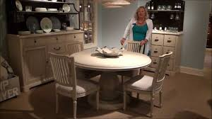 5 piece paula deen river house round pedestal dining room set home gallery s you