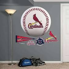 baseball wall decor st cardinals wall decor new st cardinals baseball logo wall decal wooden baseball baseball wall decor
