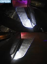 Angel Wings Light Car Us 62 88 2pcs Car Angel Wings Led Welcome Lights Car Door Courtesy Projector Light For Toyota Corolla Rav4 Yaris Prius Hilux Avensis In Car Stickers