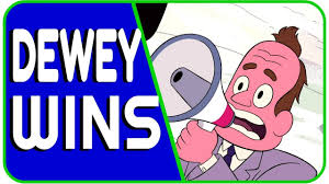 dewey wins update on new episode set to air on cn southeast asia steven universe news discussion