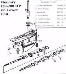 similiar mercury outboard lower unit schematic keywords up lower unit yamaha lower unit mercury outboard motor parts diagram