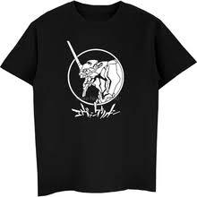 Buy <b>neon genesis evangelion</b> shirt and get free shipping on ...