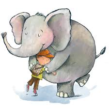 Image result for hugging an elephant