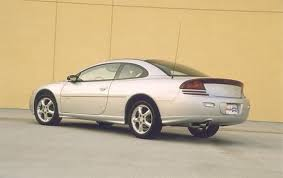 2002 Dodge Stratus - Information and photos - ZombieDrive