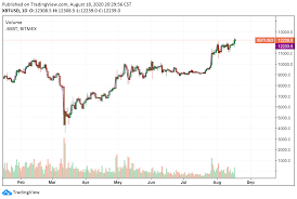 Some investors believe it is sound money, like gold.; Bitcoin Price Rises As U S Stock Market Rebounds Maintaining Correlation