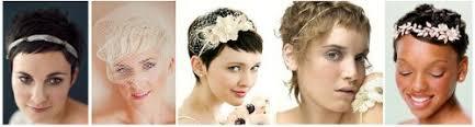 Svatební účes Z Opravdu Krátkých Vlasů Děkuji Za