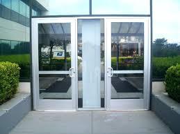 frameless glass entry doors interior commercial glass front doors elegant entry and front door options in