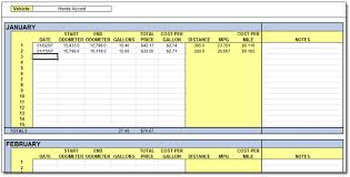 How To Track Mileage Mileage Tracker Spreadsheet Fuel Mileage