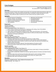 4 Special Ed Teacher Resume Janitor Resume