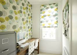 office wallpaper designs. green wallpapers window treatment curtains leave pattern office wallpaper designs g