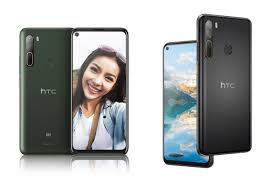 The HTC Desire 20 Pro and U20 5G are ...
