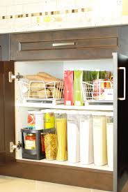 Astonishing Popular Ideas Organizing Kitchen Cabinets Design