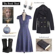liesel meminger outfit fashion robe winter and this outfit in inspired by liesel meminger from the book thief i love the jacket