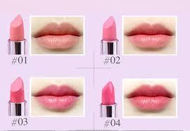 2016 new brand lipsticks korean batom beauty cosmetic matte lipstick makeup long lasting purple red pink color lipsticks 12pcs