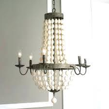 creative co op chandelier creative co op wood chandelier com