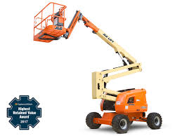 450aj articulating boom lift jlg 450aj
