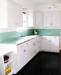 turquoise laminate countertops budget kitchen makeover