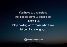 Quotes About Letting Someone Go Inspiration 48 Inspiring Quotes About Letting Go SayingImages