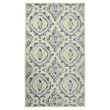 outdoor nautical rugs awesome threshold outdoor rug distressed medallion