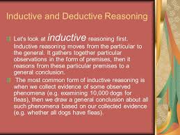odds and ends from the last eoc practice…  premise a premise is a    inductive and deductive reasoning let    s look at inductive reasoning first  inductive reasoning moves from the