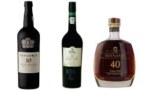 tawny port perfect any pudding