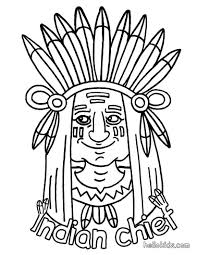 American Indian Coloring Pages 3 Futuramame