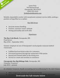 Resumeier Head Job Description Customer Service Representative