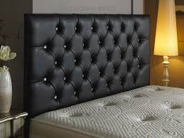 bed frame innovative brown leather headboard king size elegance sleeping with leather headboards best home decor