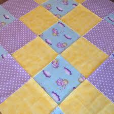 pre cut Rag quilt kit teddy bear angel 75 squares 3 layers & Like this item? Adamdwight.com