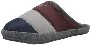 Gant Leather Bomber Gant Chester Mens Cold Lined Slippers