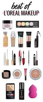 the best of l oreal makeup