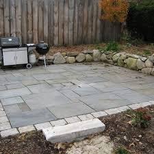 Exterior  Outdoor Small Backyard Landscaping Ideas With Backyard Patio Stones