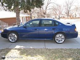 2003 Chevrolet Impala LS For Sale id 512