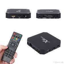 2020 TV BOX X96mini Android 7.1 X96 Mini Smart TV BOX S905W Quad Core  Support 2.4G Wireless WIFI Set Top Box From Efit, $37.25