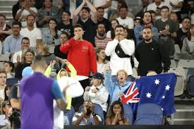 Crowds at melbourne park were capped at 30,000 per day at the start of the tournament — around 50% of the usual attendance — but only 21,000 came through the gates on thursday. Xkarjemx7o5hdm