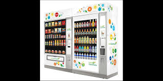 Vending Machine Services Near Me Classy Hello Goodness Vending Machines Offer BetterforYou Options PSU